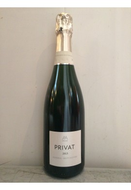 Cava - Privat - Brut nature - 2013