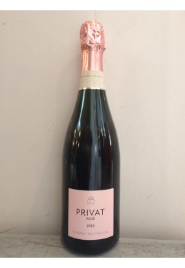 Cava - Privat - Rosé Brut Nature - 2013